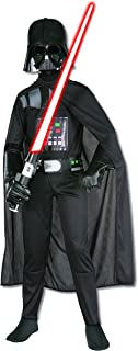 Rubie's Costume Kids Star Wars Episode 3 Darth Vader Costume, Multicolor, Small