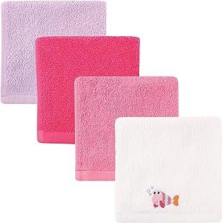 Luvable Friends Unisex Baby Super Soft Cotton Washcloths, Fish, One Size