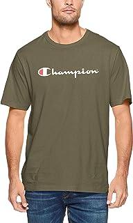 Champion Men's Script Short Sleeve Tee