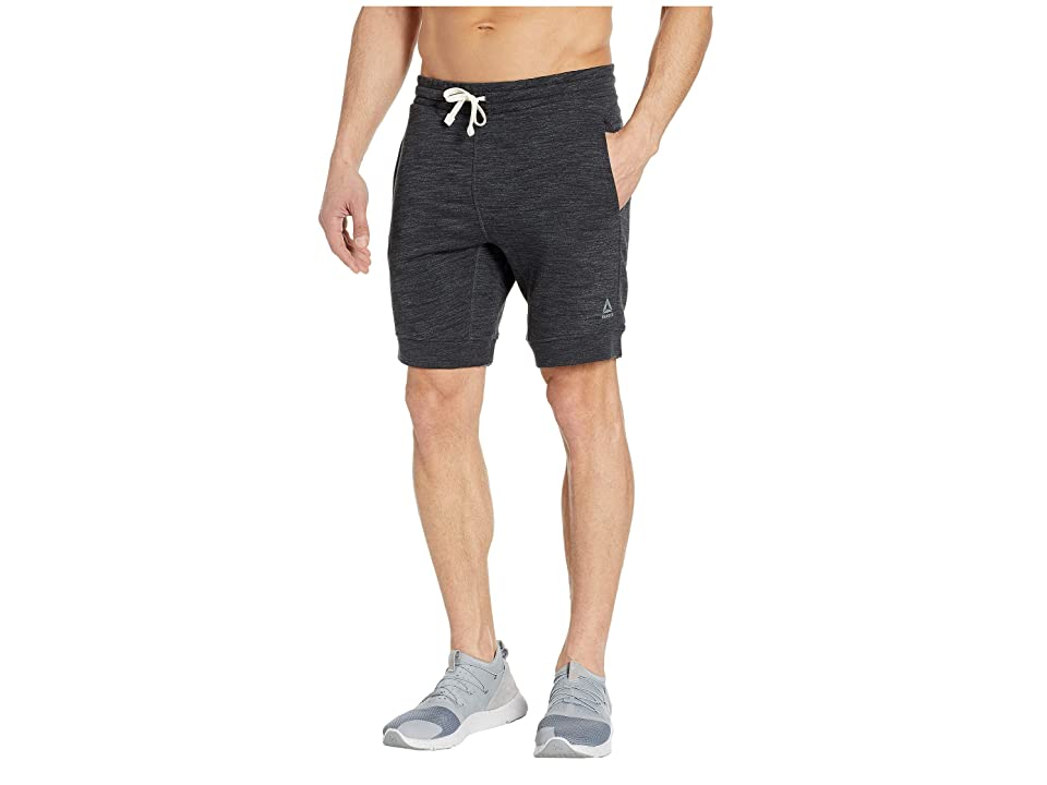 Reebok Training Elements Marble Shorts (Black) Men