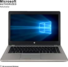 2019 HP EliteBook Folio 9470M 14inch Laptop, Intel Core I7 3687U up to 3.3GHz, 8G DDR3, 512G SSD, VGA, DP, WiFi, Win10 64 Bit-Multi-Language Supports(CI7)(Renewed)
