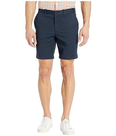 Original Penguin 8 Basic Shorts with Stretch (Dark Sapphire) Men