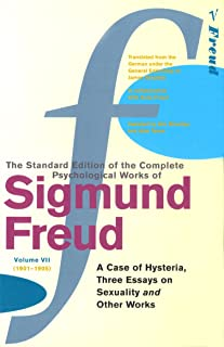 Complete Psychological Works Of Sigmund Freud, The Vol 7 (The Complete Psychological Works of Sigmund Freud)