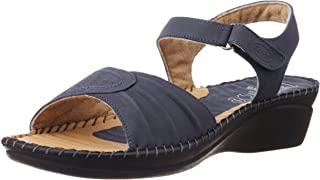 Scholl Women's Nwalksandal Leather Fashion Sandals