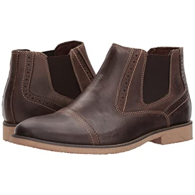 Steve Madden Lotus (Chocolate) Men