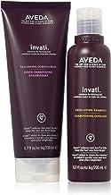 Aveda Invati Exfoliating Shampoo 6.76oz & Thickening Conditioner 6.76oz SET