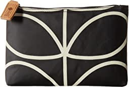 Classic Giant Linear Luggage Medium Pouch