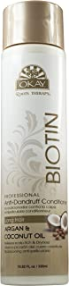 Roots Therapy Biotin, Argan & Coconut Professional Anti-Dandruff Conditioner| Nourishes And Hydrates Scalp| Provides Deep ...