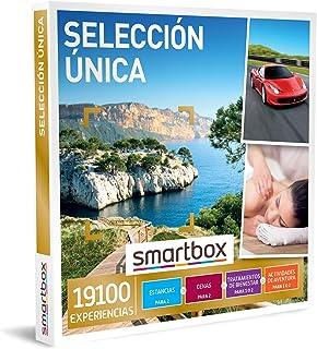 SMARTBOX - Caja Regalo - Selección única - Idea de Regalo - 1 Experiencia de Estancia, gastronomía, Bienestar o Aventura para 1 o 2 Personas