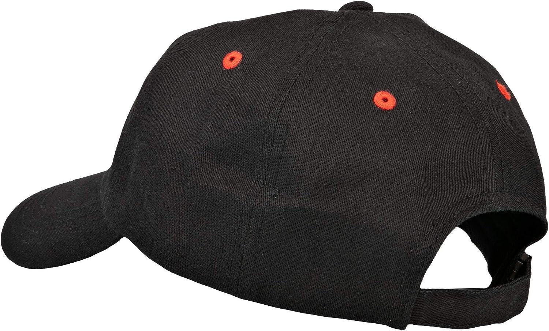 JINX Cyberpunk 2077 Classic Samurai Baseball Dad Hat, Black, Adult Fit