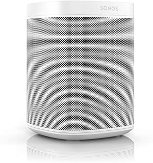 All New Sonos One with $50 Amazon Gift Card 1 Speaker Single White