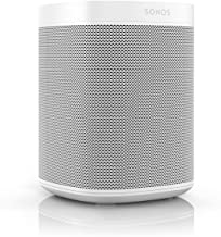 Sonos One (Gen 1) - Voice Controlled Smart Speaker with Amazon Alexa Built-in (White)