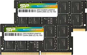 Silicon Power DDR4 32GB (16GBx2) 2666MHz 260-pin CL19...