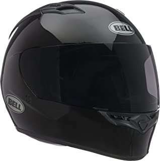 Bell Qualifier Full-Face Motorcycle Helmet (Solid Black, Medium)