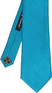 peacock tie silk