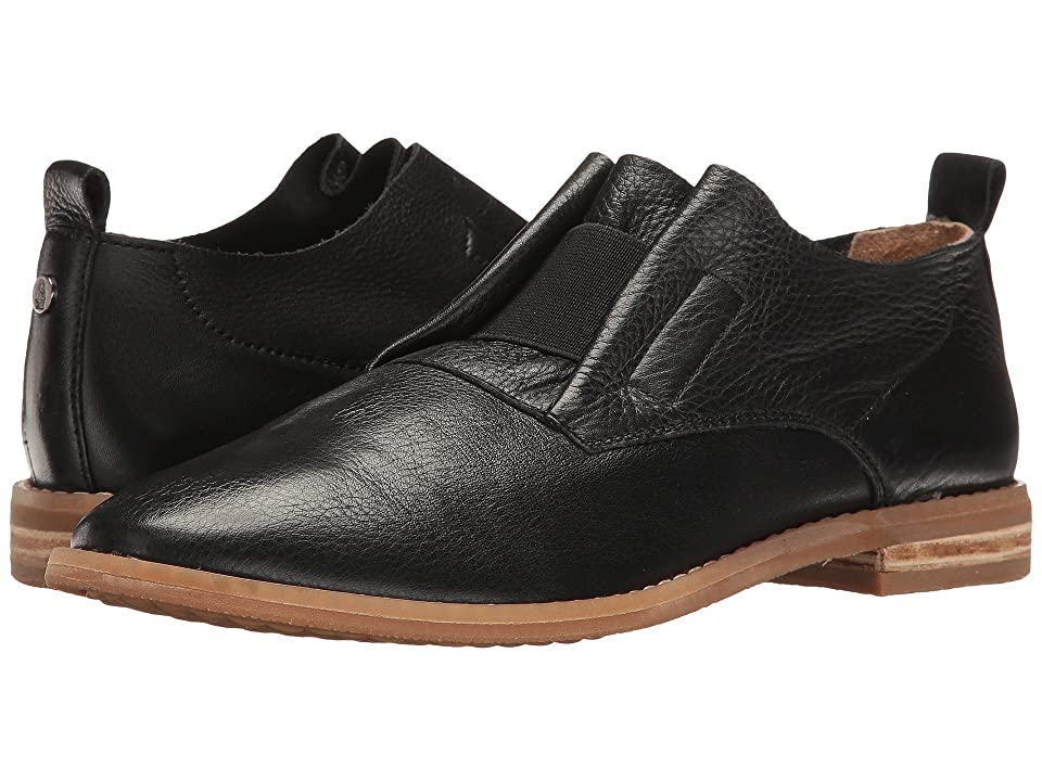 Hush Puppies Annerley Clever (Black Leather) Women