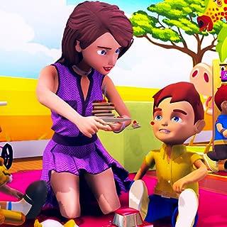 Virtual BabySitter Child Care Simulation Game 3D