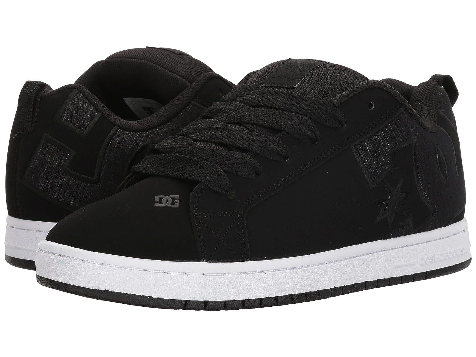 DC Court Graffik SEAtmospheric grades have affordable shoes