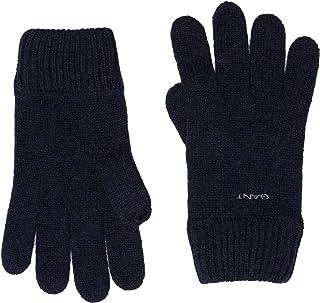 GANT Men's D1. Knitted Wool Gloves Gloves