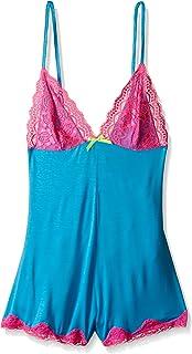 Leg Avenue Women's Boyshort Jersey Romper Women's Sleepwear