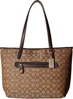 Signature Taylor Tote