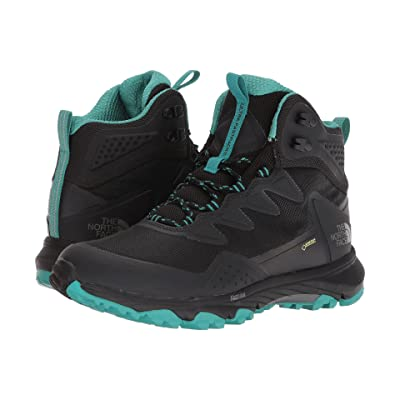 The North Face Ultra Fastpack III Mid GTX(r) (TNF Black/Porcelain Green) Women