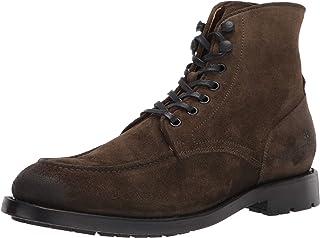 حذاء رجالي من Frye برقبة حتى برباط