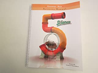 Science 5 Activity Manual Answer Key 3rd Edition