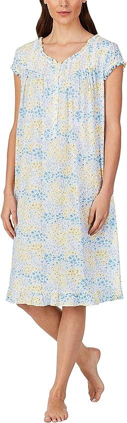 "42"" Waltz Cap Sleeve Nightgown"