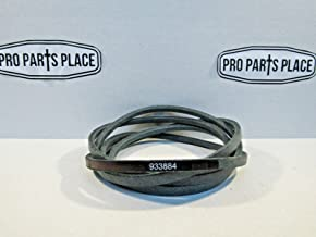 Pro Parts Place EXACT OEM SPEC BELT TORO/WHEEL HORSE 93-3884 933884 FITS XL RANGE W 44