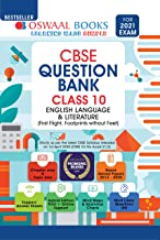 Oswaal CBSE Question Bank Class 10, English Language & Literature (For 2021 Exam)