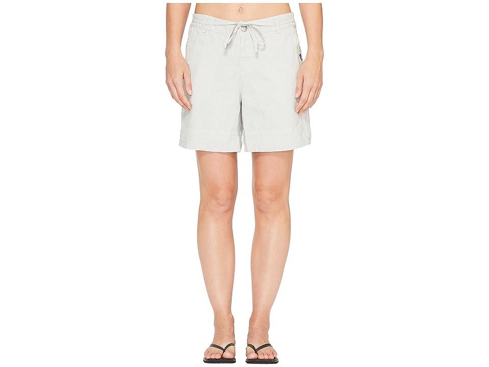 The North Face Destination Shorts (Mid Grey Stripe (Prior Season)) Women