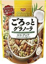 日清シスコ ごろっとグラノーラ ココ・ナッツ 400g ×6袋