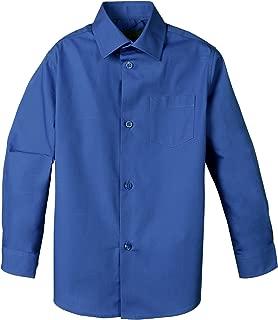Baby Boys' Long Sleeve Dress Shirt