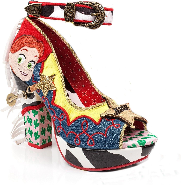 Toy Story Rooinest Tootinest Cowgirl Jesse klackar klackar klackar  fantastiska färgvägar