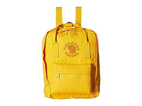 Girasol Fjällräven Kånken Mini Re Amarillo rar4txA