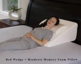 InteVision Foam Bed Wedge Pillow (25