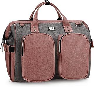 Amazon.es: bolsos para carritos de bebe rosa