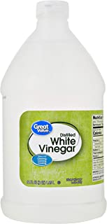(12 Pack) Great Value Distilled White Vinegar, 64 oz