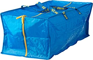 Ikea Frakta Storage Bag - Blue (2 PACK)