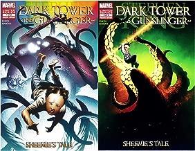 Dark Tower Gunslinger Sheemies Tale Limited Release 2 Issue 1st Print Comics Set