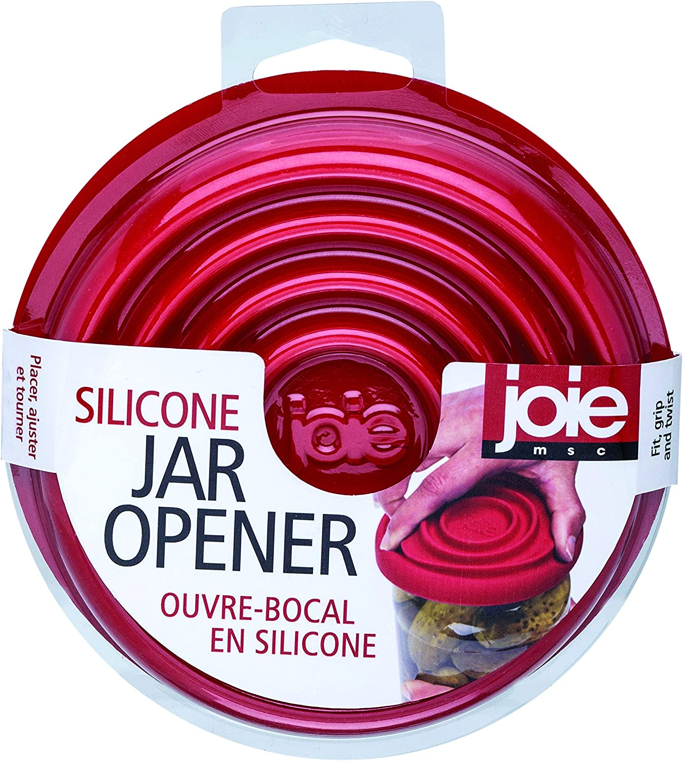 Joie Silicone Jar Opener - Very popular Purpose and Gripp Made SEAL limited product