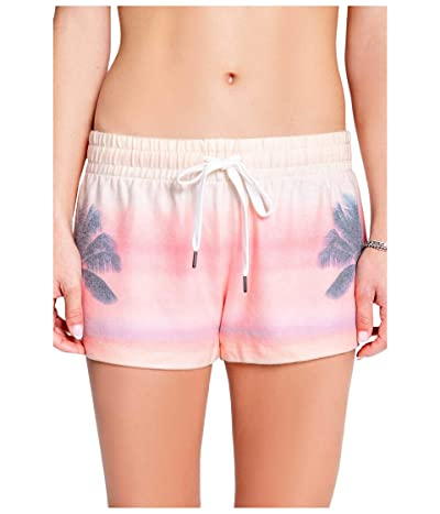 P.J. Salvage Sun Glow Shorts (Ivory) Women