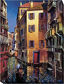 Venetian Light by O'Toole Premium Gallery Wrapped Canvas Giclee Art (Ready-to-Hang)