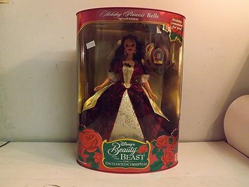 Disney 1997 Holiday Princess Belle