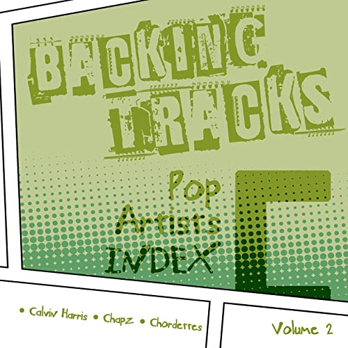 Backing Tracks / Pop Artists Index, C, (Calvin Harris
