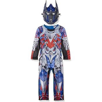 Transformers-888913-S Disfraz Optimus Prime, multicolor, S (Rubies ...
