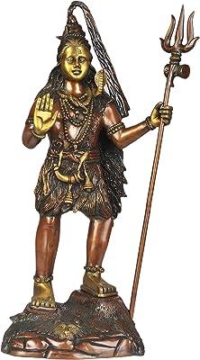 Essential for an Ascetic - Brass Sculpture