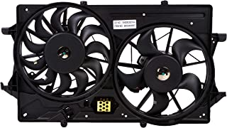 BOXI Engine Cooling Fan Assembly For Ford Focus 2000-2004 1S4Z8C607AA,1S4Z8C607AC,1S4Z8C607AD