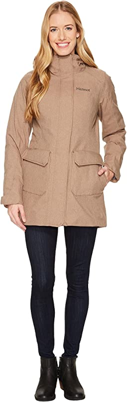 Georgina Featherless Jacket